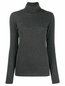 Majestic Filatures roll-neck jumper - Grey