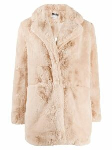 Apparis Sophie mid-length coat - PINK