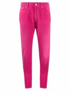 Golden Goose straight-leg trousers - PINK