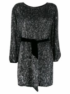 Retrofete Grace sequined dress - SILVER