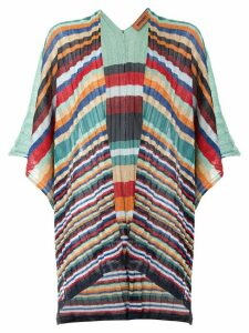 Missoni striped print kimono cardigan - Multicolour