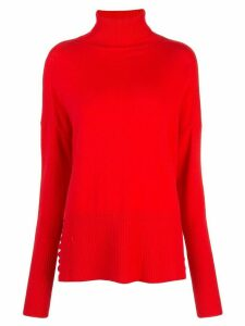 Cinq A Sept Layla jumper - Red