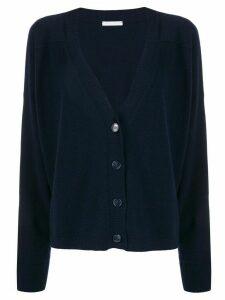 Société Anonyme v-neck cardigan - Blue