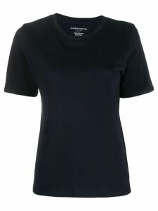 Majestic Filatures plain knitted T-shirt - Blue