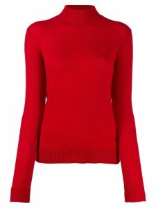 Theory slim-fit cashmere jumper - Red