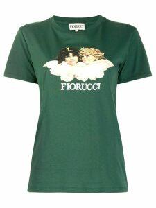 Fiorucci Vintage Angels T-shirt - Green