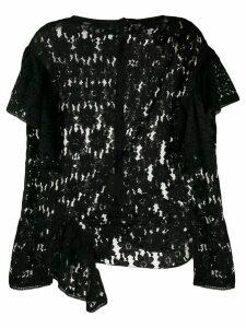 Isabel Marant Étoile lace top - Black