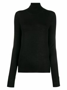 Rochas embellished back jumper - Black