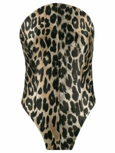 TRE by Natalie Ratabesi Clio corset top - NEUTRALS