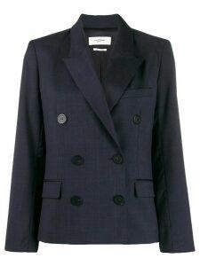 Isabel Marant Étoile double breasted jacket - Blue