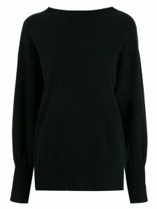 P.A.R.O.S.H. relaxed-fit sweater - Black
