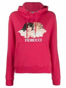 Fiorucci Vintage Angels hoodie - PINK