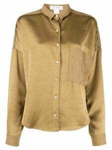 TRE by Natalie Ratabesi Iris shirt - Gold