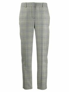 PS Paul Smith tailored checked trousers - Grey
