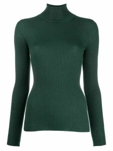 Snobby Sheep turtle neck jumper - Green