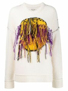 Zadig & Voltaire Fashion Show Lakers NBA x ZV jumper - NEUTRALS