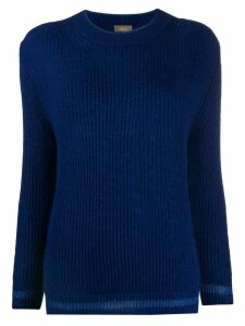 Altea crew neck sweater - Blue