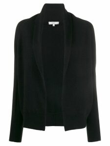 Vince open front cashmere cardigan - Black