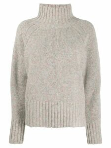By Malene Birger Vanessa knitted jumper - Grey