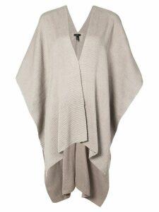 Voz short ducter jacket - Grey