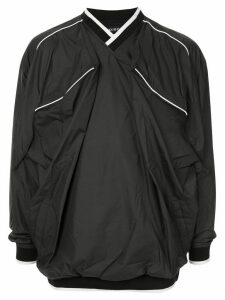 Y/Project oversized piped sweatshirt - Black