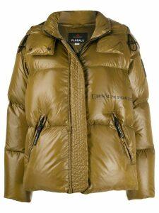 Peuterey puffer jacket - Green