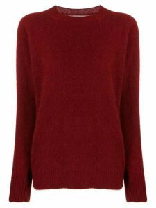 Woolrich knitted jumper - Red