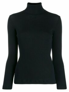 Circolo 1901 roll-neck jumper - Blue