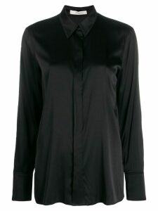 Dorothee Schumacher loose fit silk shirt - Black