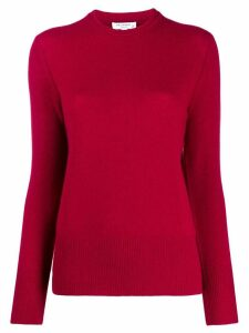 Equipment slim-fit cashmere jumper - Red