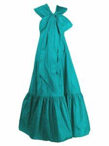 Talbot Runhof Tokien dress - Blue