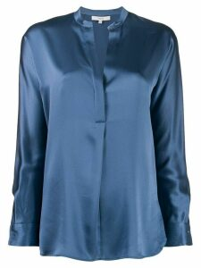 Vince v-neck silk blouse - Blue