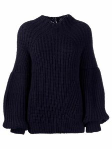Ulla Johnson chunky knit jumper - Blue