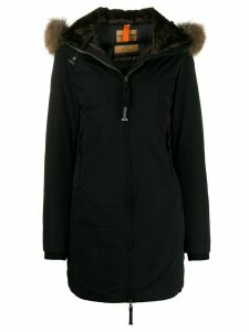 Parajumpers hooded padded parka - Black
