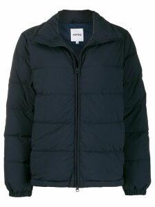 Aspesi feather down jacket - Blue