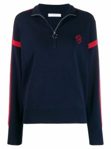 Sandro Paris Deen jumper - Blue