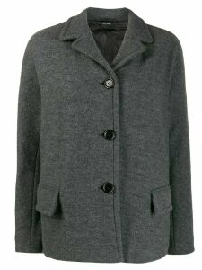 Aspesi single-breasted jacket - Grey