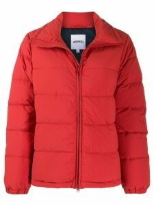 Aspesi feather down jacket - Red