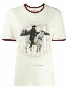 Telfar graphic print T-shirt - White