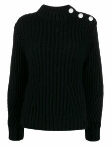 Zadig & Voltaire Marlow Awa knitted jumper - Blue