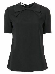 Stella McCartney bow-collar blouse - Blue