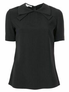 Stella McCartney bow-collar blouse - Blue