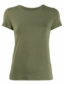 Majestic Filatures flared jersey T-shirt - Green