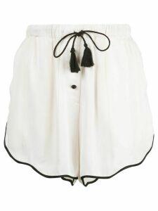 Morgan Lane Tally shorts - White