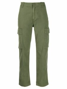 Citizens Of Humanity Gaia mid-rise tapered jeans - Green