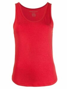 Majestic Filatures jersey tank top - Red