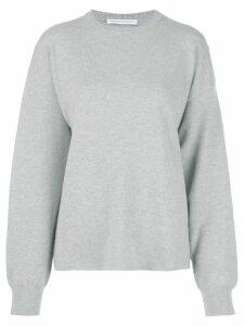 Extreme Cashmere round neck sweatshirt - Grey