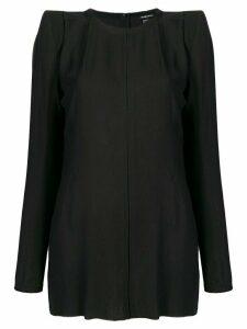 Ann Demeulemeester Ania blouse - Black