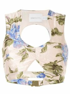 Alice McCall Wild Flowers top - PINK