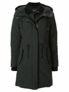 Mackage padded hooded parka - Green